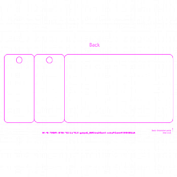 CR80 2 TAG SMALL 2.125X5.25 TEMPLATE