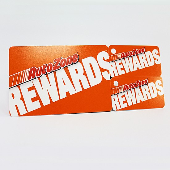 Autozone Rewards Card