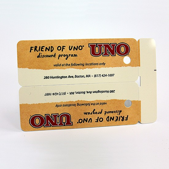 Uno Rewards